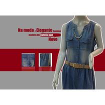 Roupa Feminina Vestido Estampado Plus Linda Roupa(sem Cinto)