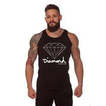 Camiseta Regata Diamond Supply Co. - A Melhor Qualidade!