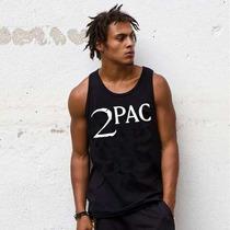 Camiseta Regata 2 Pac ( Tupac ) - A Melhor !!!