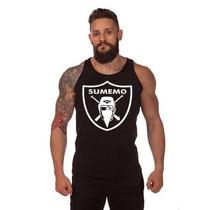 Camiseta Regata Sumemo Raiders - A Melhor !!!
