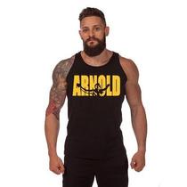 Camiseta Regata Arnold Fitness - Musculação - A Melhor !!!