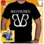 Camiseta Banda Black Veil Brides Camisa Bvb Rock Metal Punk