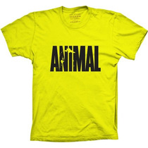 Camisetas Animal Universal Musculação Academia Animal Park