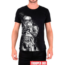 Camisa Star Wars Stormtrooper Never Die