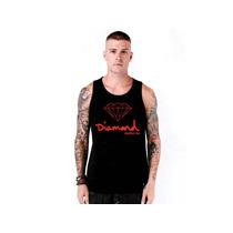Camiseta Regata Diamond Supply Co. - 100% Qualidade !!!