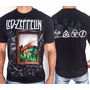 Camiseta De Banda - Led Zeppelin (iv)