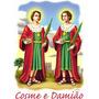 Camisetas Santos Católicos 06 - Escolha Estampa Em Perguntas