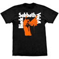 Camiseta Black Sabbath Volume 4 Stamp