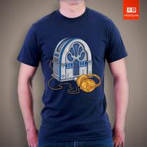 Camisetas Star Wars C3po R2d2 Guerra Nas Estrelas Filme