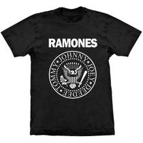 Camiseta Ramones Stamp