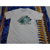 Camiseta Oakley Branca - Original - Tamanho G