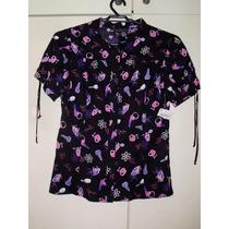 Blusa/camisa Zara Européia Linda E Delicada