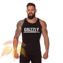 Regata Grizzly Griptape X Diamond Supply Co - Promoção !!!
