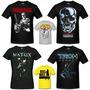 Camisetas Exterminador Futuro Matrix Tron Kill Bill Filmes