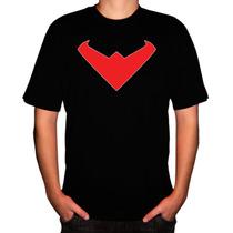 Camiseta Super-herói Asa Noturna New