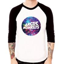 Camiseta Raglan 3/4 Arctic Monkeys