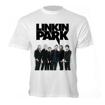 Camiseta Linkin Park - Camisa Banda Rock, Soad, Slip