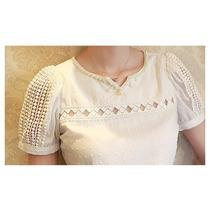 Blusa/ Blusinha Feminina/perolas/camisa/importada