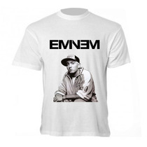 Camiseta Eminem - Camisa Rap