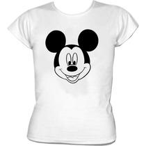 Camiseta Baby Look Estampas Personalizadas Atacado 10unidade
