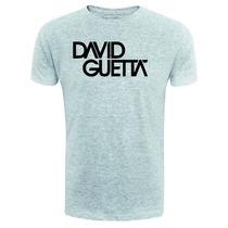 Camiseta David Guetta - Exclusiva - Tecno Eletronica Balada