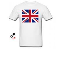 Camiseta Bandeira Inglaterra
