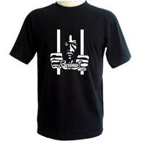 Camiseta Racionais Mcs - Preta - Mano Brown Rap Hip Hop