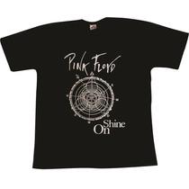 Camisetas Bandas Rock - Pink Floyd - 100% Algodão!!