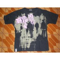 Lote 3 Camisetas Ellus, Doc Dog, Limits