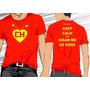 Camisa Camiseta Chapolin Colorado #frete Grátis#