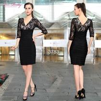Vestido Importado Ever Pretty Belíssimo - Pronta Entrega