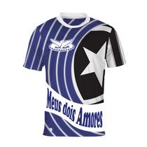 Camisa Meus Dois Amores - Portela E Botafogo