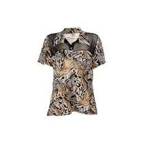 Lote Com 10 Blusas Malha Fria Plus Size - Atacado