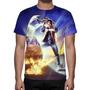 Camisa, Camiseta Filme De Volta Para O Futuro