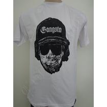 Camiseta Gangsta 41 Rap Hip Hop M Easy-e Zumbi Crazzy Store