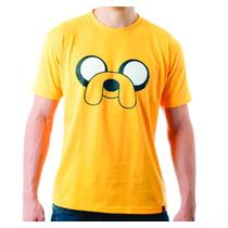 Camiseta Jake Hora Da Aventura