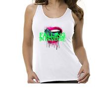 Camiseta Regata Banda Falling In Reverse- Feminino