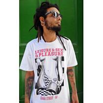 Camisa Gangsta Rap Outlaw Vila Mimosa