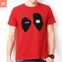 Camisetas Tv Hq Herois - Deadpool Dead Pool Marvel
