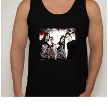 Camiseta Regata Banda Bullet For My Valentine