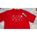 Camiseta Rip Curl Vermelha, Nova,ótimo Preço, Aproveite!!