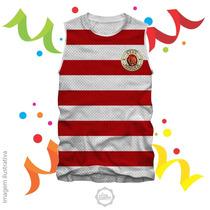 Camiseta Regata Smash - Estácio De Sá Carnaval 2016