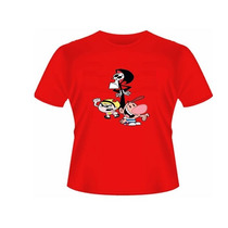 Camiseta Baby Look Desenho Billy E Mandy - Feminino