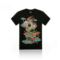 Camiseta Importada Dragão Chinês G