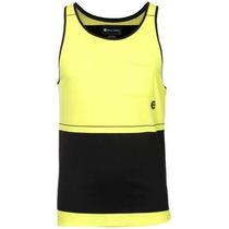 Camiseta Regata Billabong Invert Yarn - Tamanho G