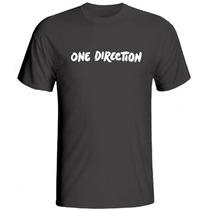 Camisa One Direction ( Outras Estampas) Masculina & Feminina