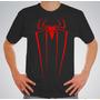 Camiseta Homem Aranha- O Espetacular Homem Aranha
