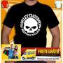 Camiseta Harley Davidson Camisa Motos Banda Rock Caveira