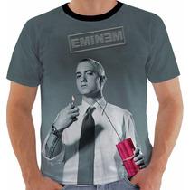 Camiseta Eminem - Rapper - Rap