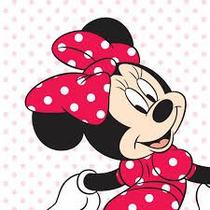 Camiseta Personalizada Minnie Muose Feminino Babylook Gola V